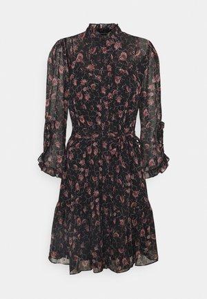 ALCEA MARY DRESS - Vestido camisero - black