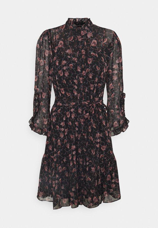ALCEA MARY DRESS - Shirt dress - black