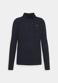 SMOKING - Stickad tröja - dark blue
