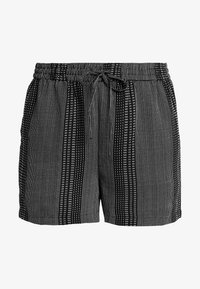 Vero Moda - MIAMI - Shorts - black - 3