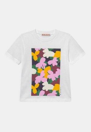 UNISEX - T-shirt print - white