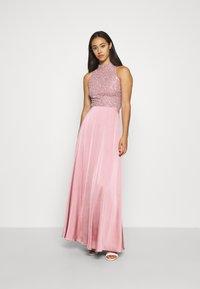 Lace & Beads - LIZA MAXI - Occasion wear - pink - 0