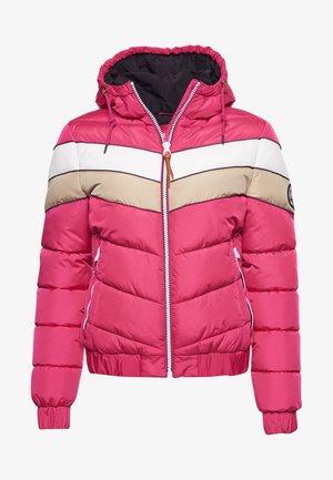 SPIRIT RETRO - Winterjas - hot pink