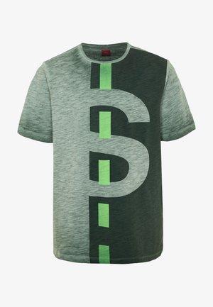 KURZARM - Camiseta estampada - jade green