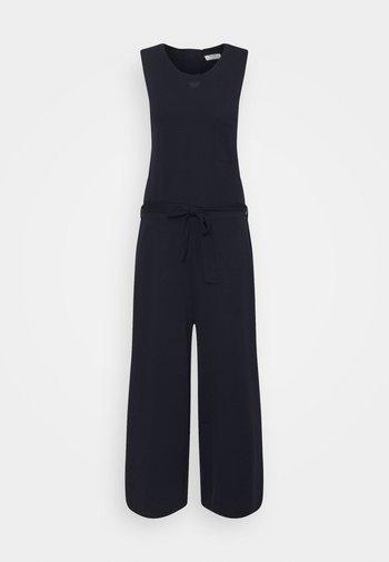 OVERALL SLEEVELESS - Tuta jumpsuit - scandinavian blue