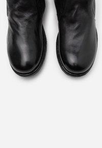 A.S.98 - Cowboy/Biker boots - nero - 5