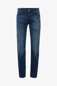 BOSS - MAINE  - Straight leg jeans - darkblue - 2