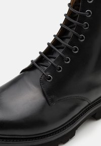Grenson - HADLEY - Lace-up ankle boots - black - 5