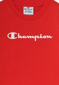 Champion - LEGACY AMERICAN CLASSICS UNISEX - Triko spotiskem - red - 2