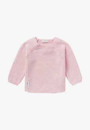 PINO - Vest - light rose melange