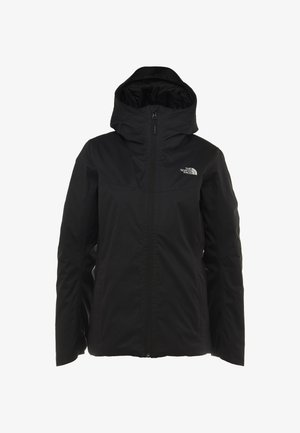 QUEST INSULATED JACKET - Outdoorjacke - black