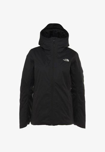 QUEST INSULATED JACKET - Outdoor jakke - black