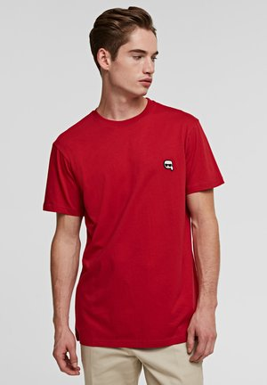 IKONIK - Basic T-shirt - red