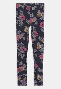 Name it - NKFNADDIE 4 PACK - Leggings - Trousers - dark sapphire - 2