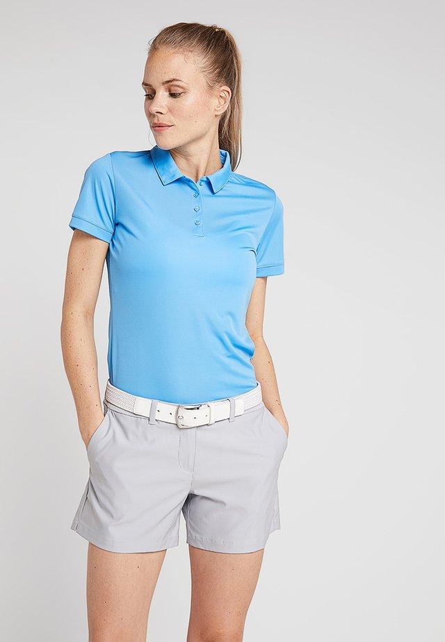 WOMEN SORA  - Polo shirt - azure blue