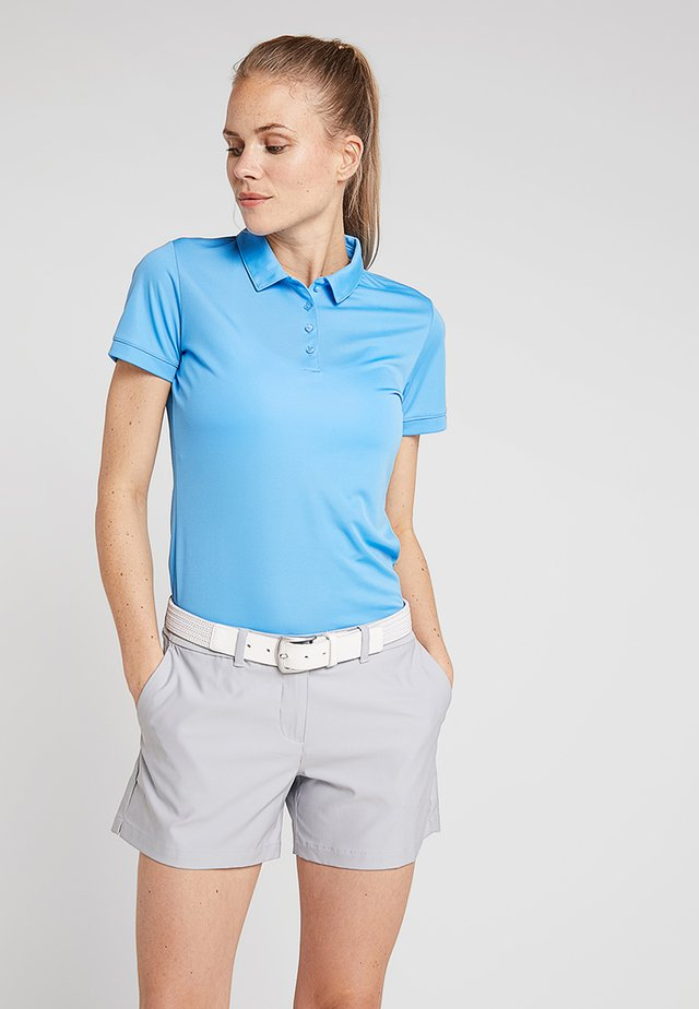 WOMEN SORA  - Polo - azure blue