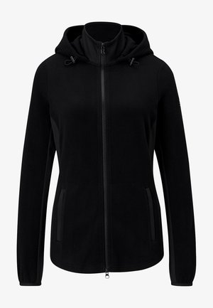 RADKA - Fleece jacket - schwarz