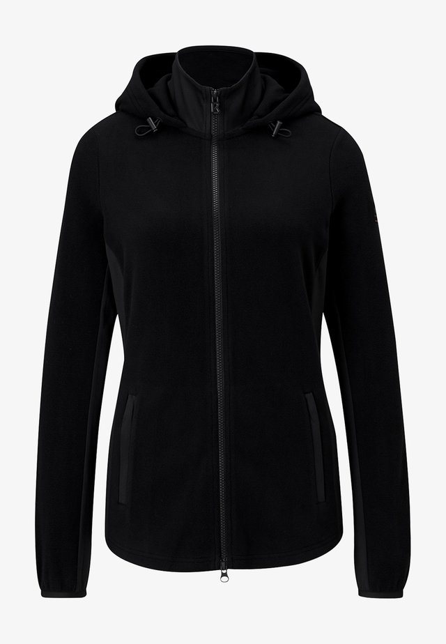 RADKA - Fleece jacket - schwarz