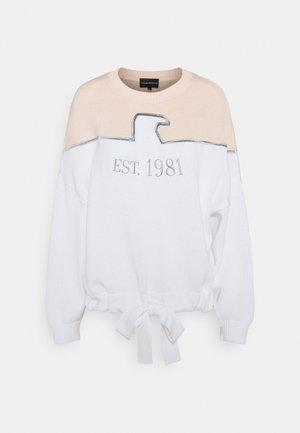 Maglione - bianco ottico