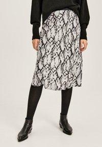 Opus - RUMI - A-line skirt - grau - 0