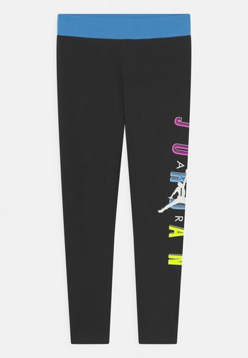 COLOR OUTSIDE THE LINES - Collant - black