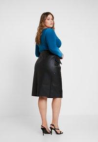 River Island Plus - Pencil skirt - black - 0