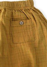 Cigit - Trousers - mustard yellow - 2