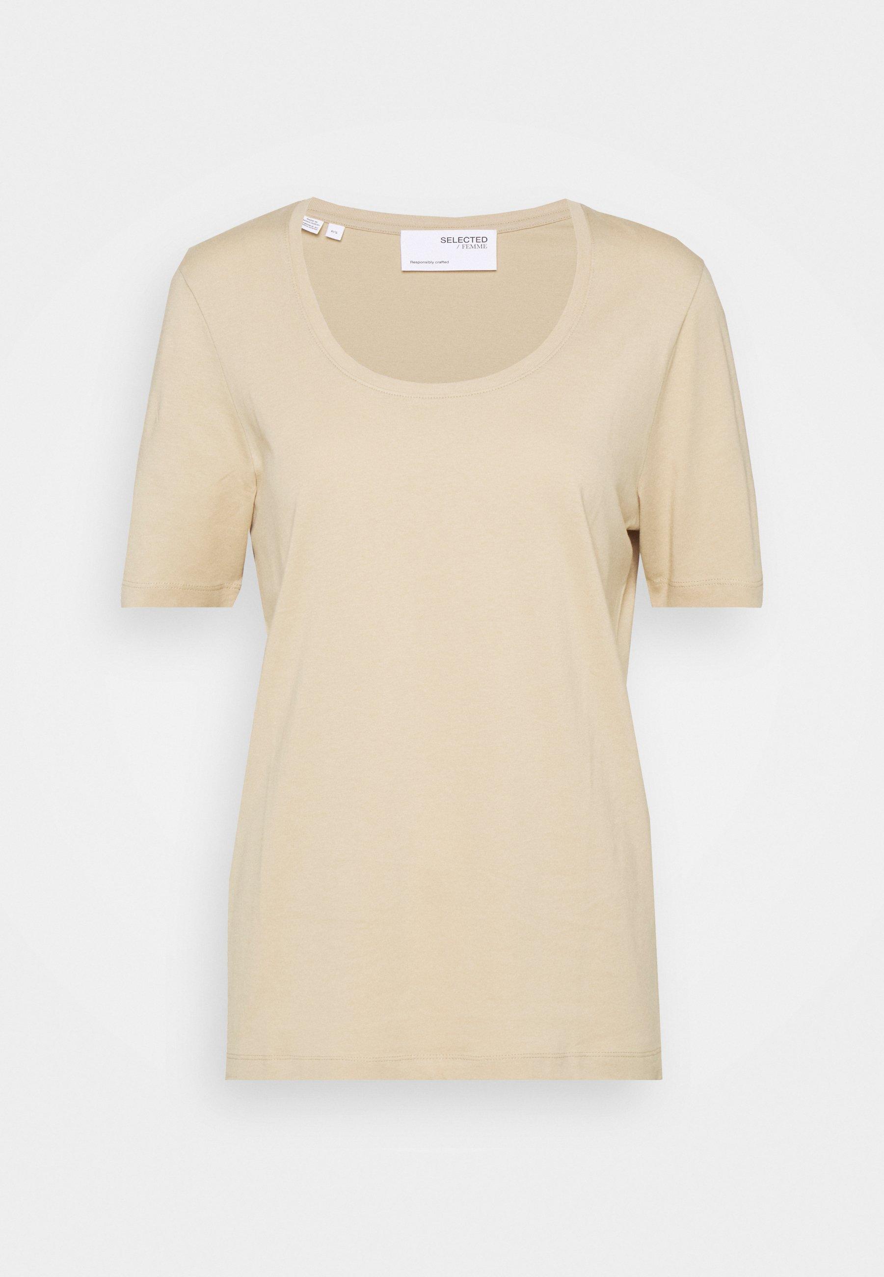 Women SLFSTANDARD TEE - Basic T-shirt