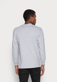 Diamond Supply Co. - ALI SIGN LONG SLEEVE TEE - Long sleeved top - grey - 2