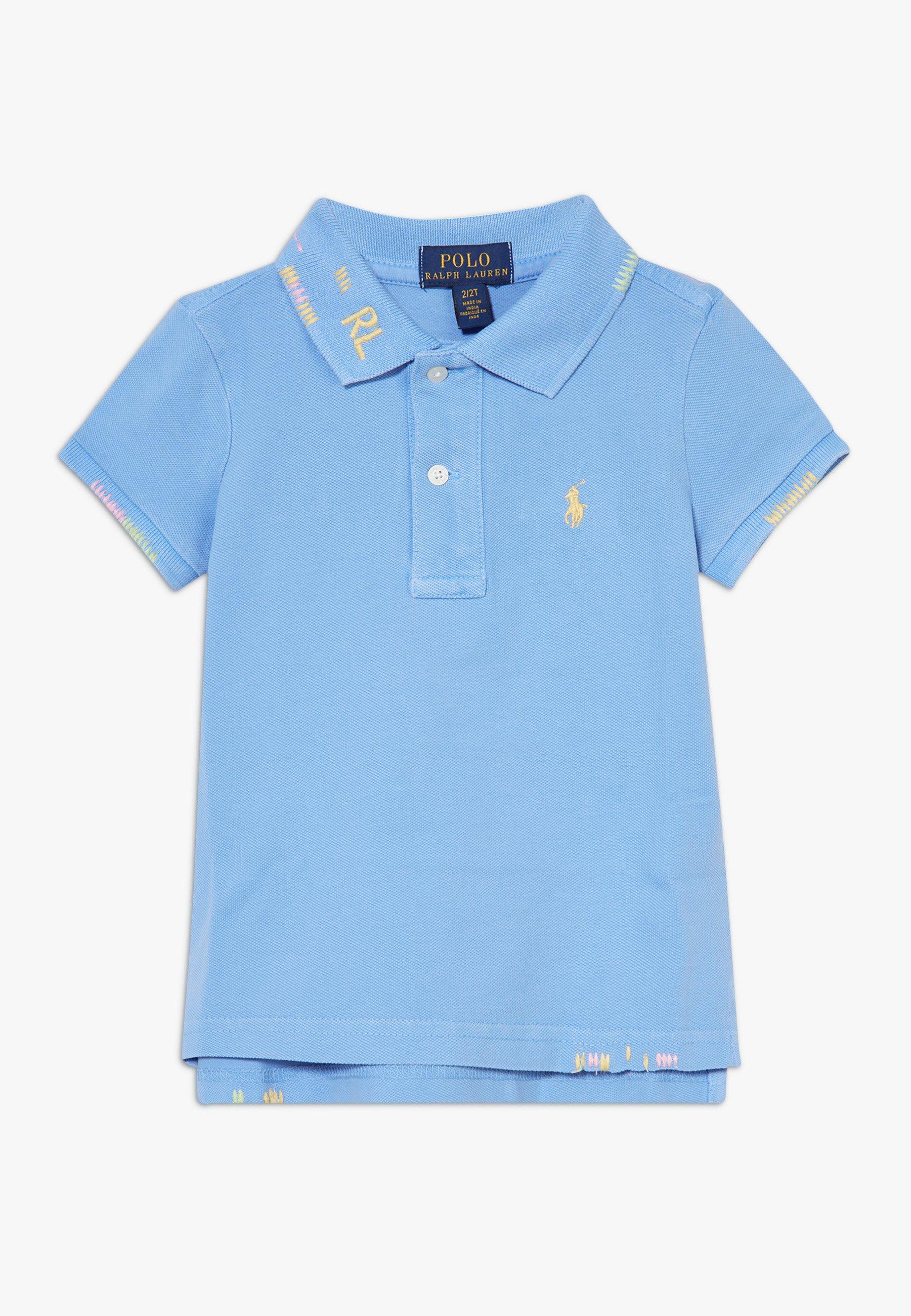 Große Förderung Polo Ralph Lauren Poloshirt - bristol blue | Damenbekleidung 2020