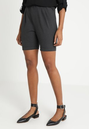 JILLIAN  - Shorts - dark grey melange