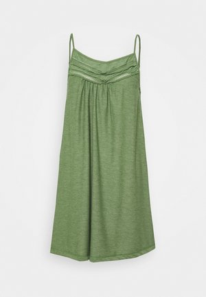 RARE FEELING - Vestito di maglina - vineyard green