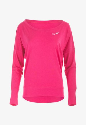 MCS002 ULTRA LIGHT - Sweater - deep pink