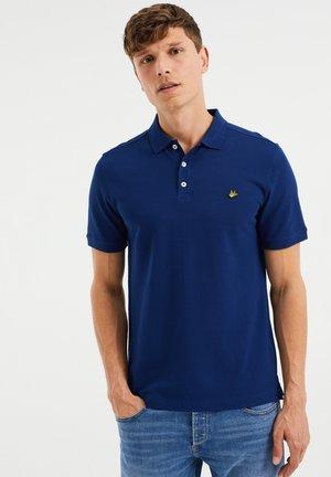 SLIM FIT - Poloshirt - navy blue