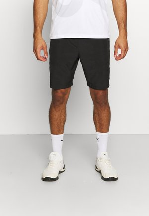 TRAIN FIRST MILE SHORT - Sports shorts - black