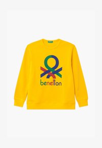 Benetton - BASIC BOY - Sweater - yellow - 0