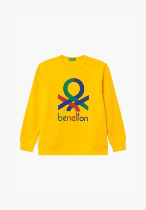 BASIC BOY - Sweatshirt - yellow