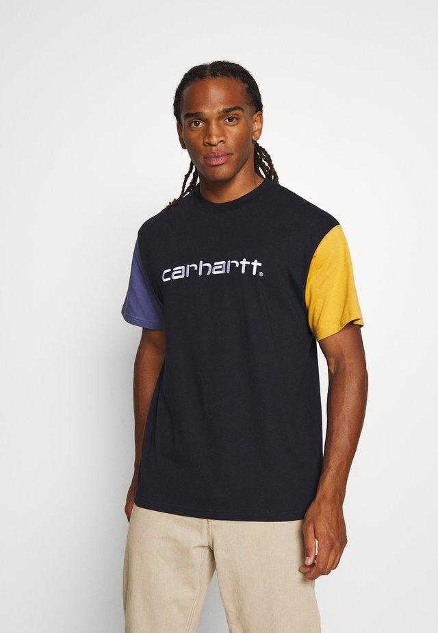 TRICOL  - Camiseta estampada - dark navy