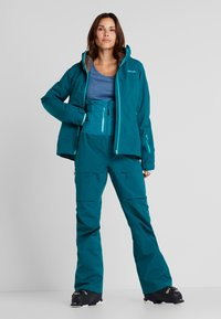 PYUA - DROP - Snow pants - petrol blue - 1