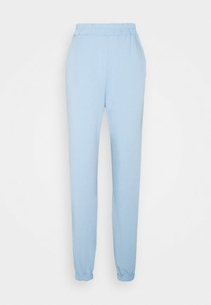 TALL BASIC JOGGERS - Joggebukse - blue