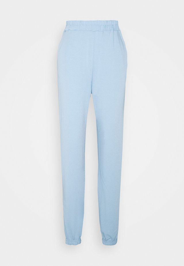 TALL BASIC JOGGERS - Tracksuit bottoms - blue
