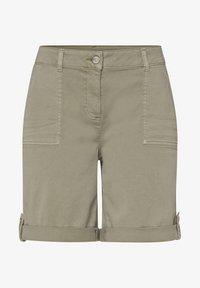 zero - Denim shorts - sage - 4