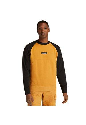 Sweater - black/wheat boot
