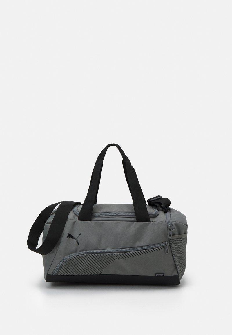 Puma - FUNDAMENTALS SPORTS BAG XS UNISEX - Sportovní taška - ultra gray