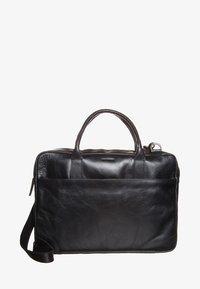 Royal RepubliQ - EXPLORER LAPTOP BAG SINGLE - Briefcase - black - 0