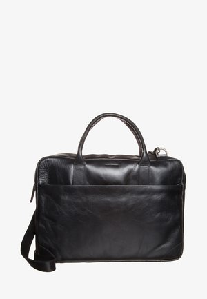 EXPLORER LAPTOP BAG SINGLE - Aktovka - black