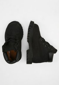 Timberland - TODDLER MONOCHROMATIC - Baby shoes - black - 1