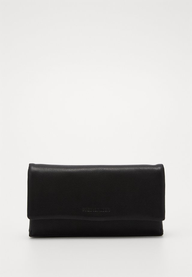 WALLET HEARTBEAT - Portemonnee - black