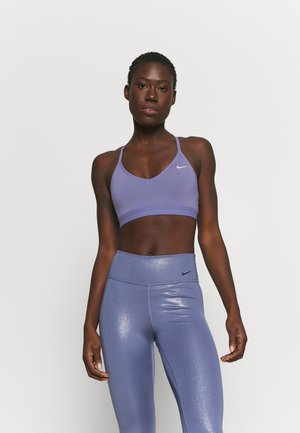 INDY BRA - Sports bra - world indigo/white