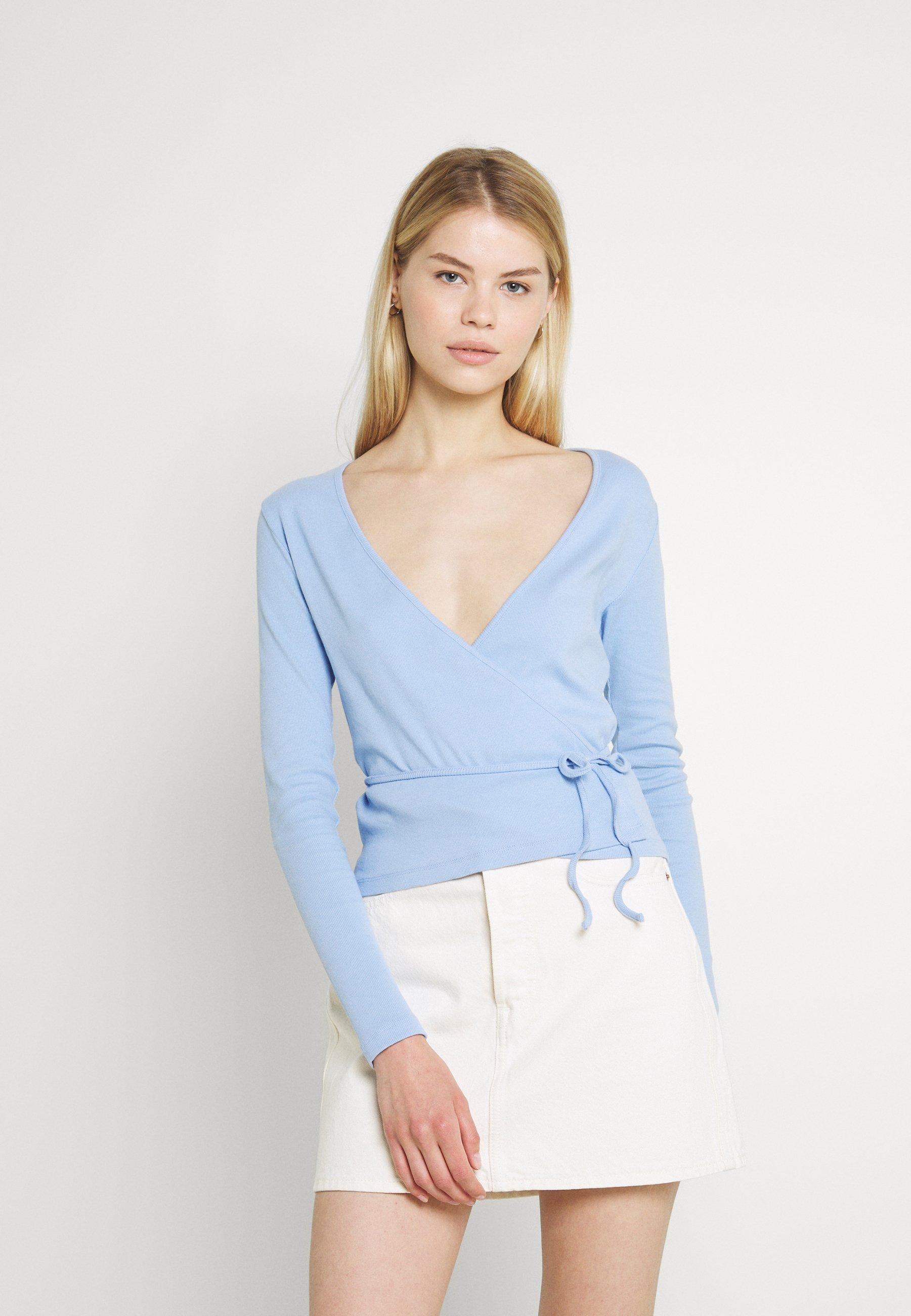 Women ENALLY TEE - Long sleeved top